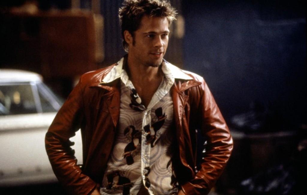 Brad-Pitt-Fight-Club-Movie-Leather-Jacket-Photo-Hollywood